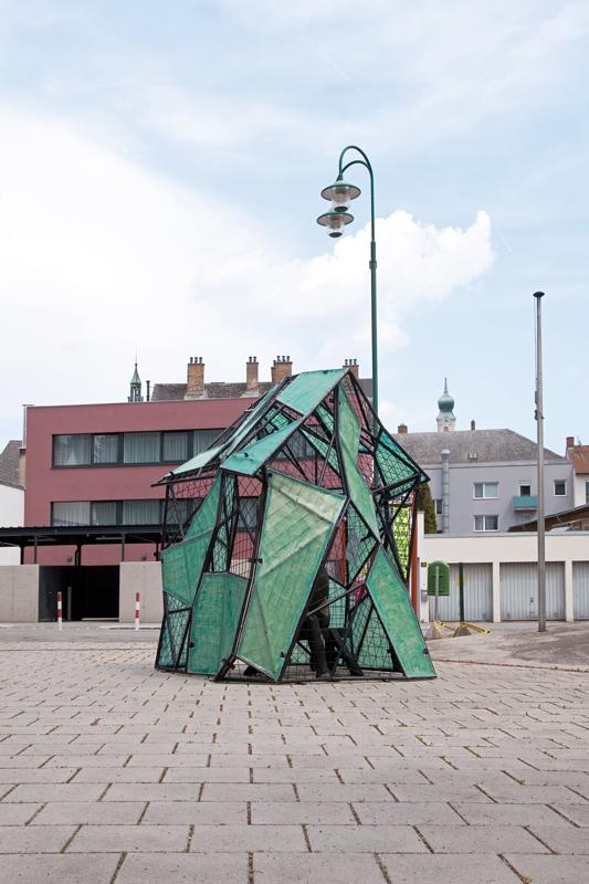 Matthias Mollner, Das Glashaus, Foto 5c, klein
